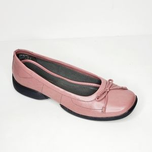 Predictions Leather Square Toe Loafers